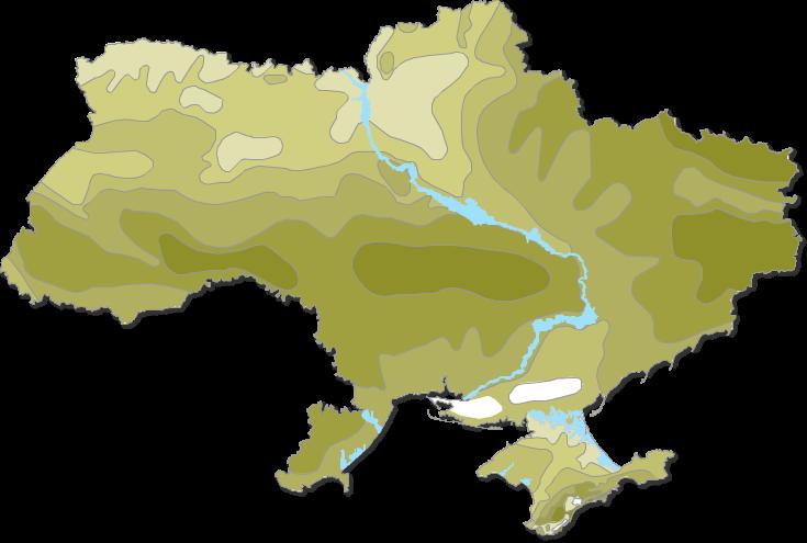Мутность рек Украины